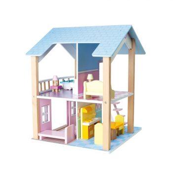 Casa delle Bambole Due Piani Girevole Legler