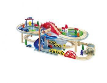 Ferrovia a più livelli Malte Legler