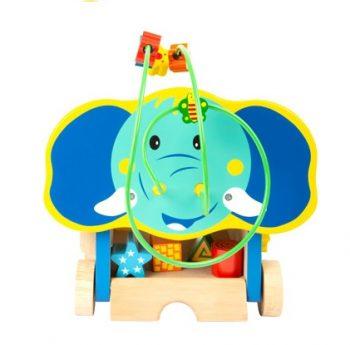 Elefante Activity Gioco Motricità Legler