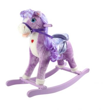 Pony lilla a dondolo Legler