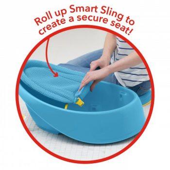 Vasca da Bagno Moby Smart 3 Step Skip Hop