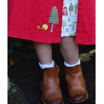 Vestito Cappuccetto Rosso Powell Craft