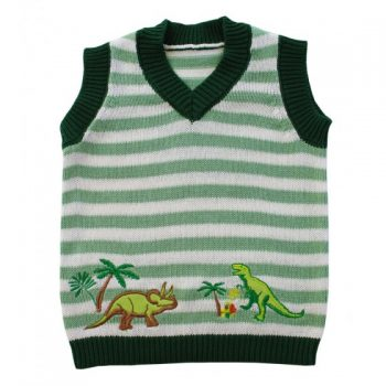 Gilet Dinosauro Powell Craft