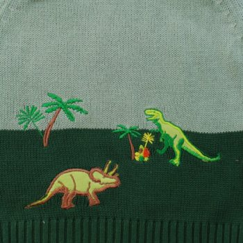 Maglione Dinosauri Powell Craft