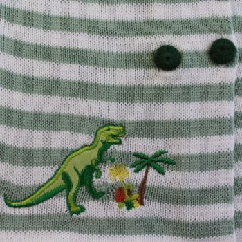 Cappottino Dinosauro Powell Craft