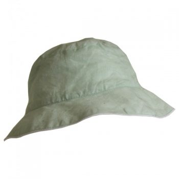 Cappello in Lino Verde Menta Powell Craft