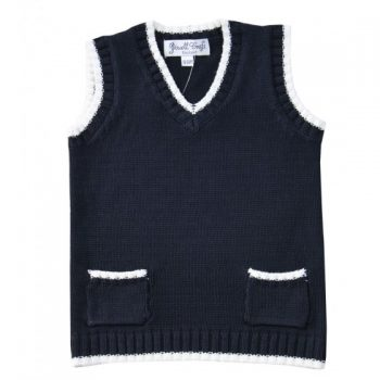 Gilet Blu Navy Powell Craft
