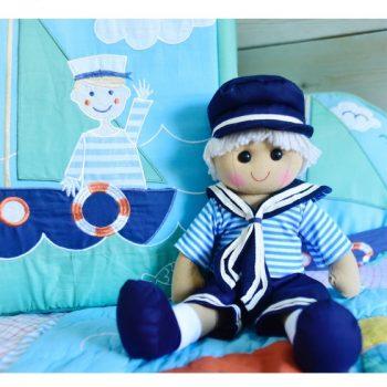 Bambolina Marinaio Boy Powell Craft