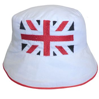 Cappello Bandiera UK Powell Craft