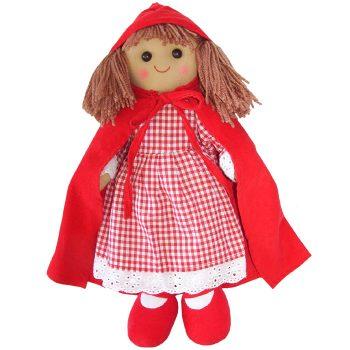 Bambolina Cappuccetto Rosso Powell Craft