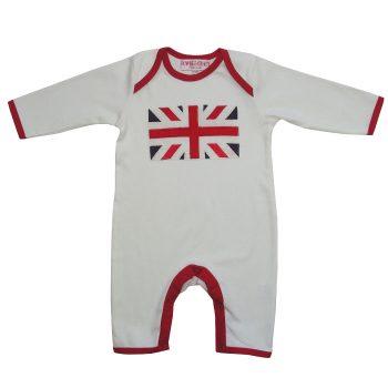 Tutina Bandiera UK Powell Craft