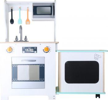 Cucina Moderna con bancone Legler