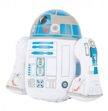 Peluche Star Wars R2D2 Suono e Movimento Legler