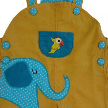 Salopette Elefante Powell Craft