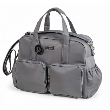 Mummy Bags Sporty Grigio Picci