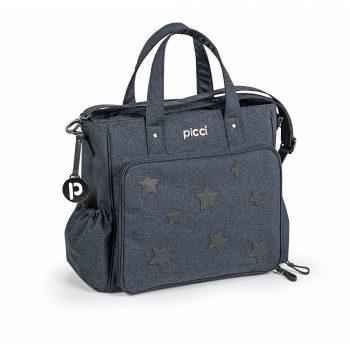 Mummy Bags Star Grigio Picci