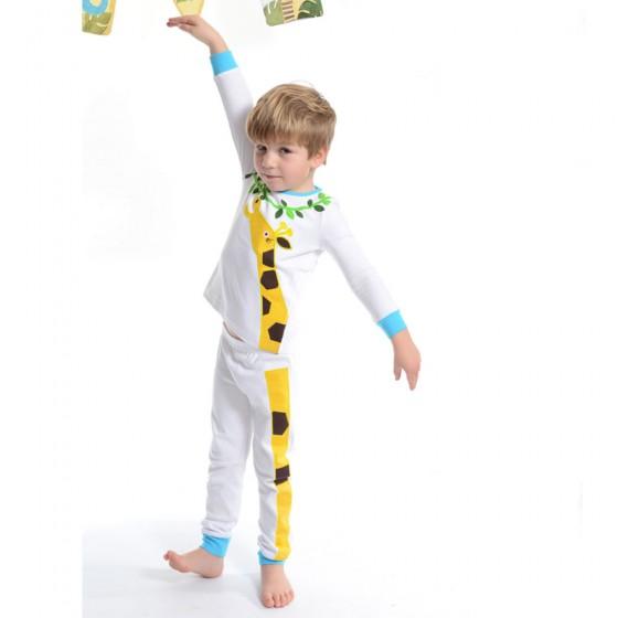 4784d8b252 Pigiama Giraffa Girocollo Powell Craft | BimboPlanet