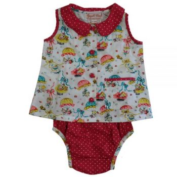Completo Vintage Baby Powell Craft