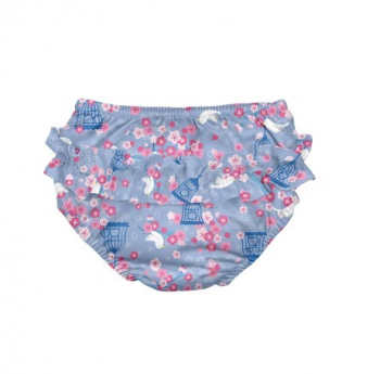 COSTUME CONTENITIVO SLIP GIRL LIGHT BLUE SONGBIRD IPLAY