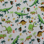 Dinosaur Cotton Knit Pyjamas2