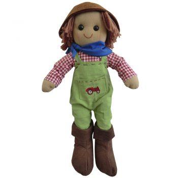 Bambolina Contadino della Fattoria Powell Craft