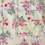 Impermeabile Floreale Rose Powell Craft