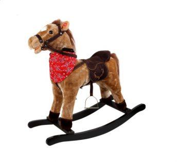 Cavallo a dondolo Western Legler