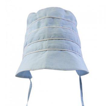 Cuffia in Lino Azzurro Cielo Powell Craft