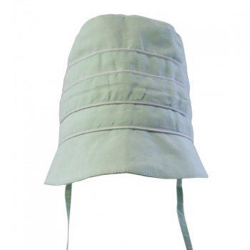 Cuffia in Lino Verde Menta Powell Craft