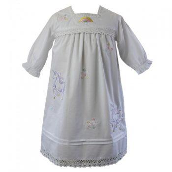 Camicia da Notte Ophelia Unicorno Powell Craft