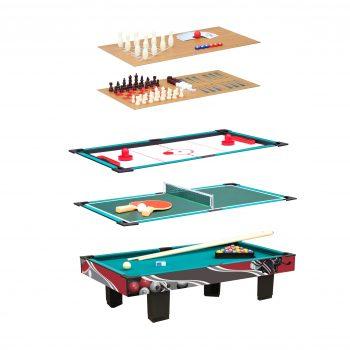 Tavolo multifunzionale 9 in 1 Legler