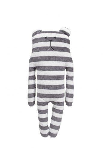Peluche Cuscino Abbraccio Sloth Stripes Craftholic Misura L Altezza 100 Cm