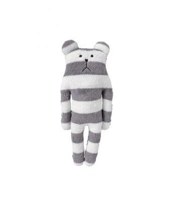 Peluche Cuscino Abbraccio Sloth Stripes Craftholic Misura S Altezza 40 Cm