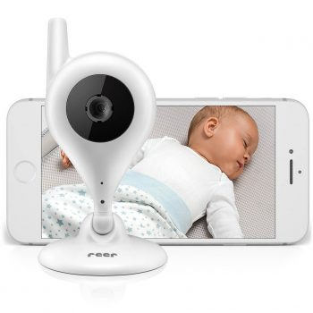 Smart Baby Monitor Audio e Video Reer