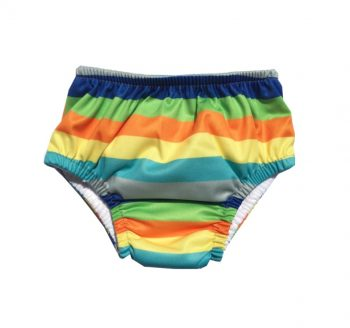 COSTUME CONTENITIVO SLIP BOY Gray Multistripe IPLAY