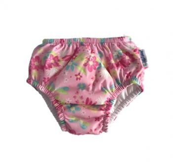 COSTUME CONTENITIVO SLIP GIRL LIGTH PINK DRAGONFLY FOLRAL IPLAY