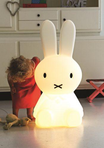 Lampada Led Miffy XL 80 cm Mr Maria